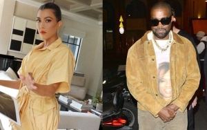 Kourtney Kardashian Called 'Irresponsible' for Supporting Kanye West's Controversial Campaign