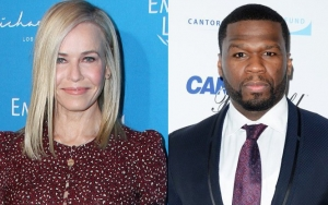 Chelsea Handler and 50 Cent's Hilarious Back-and-Forth Over Trump Support Continues