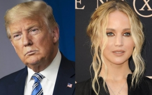 Donald Trump Makes Jennifer Lawrence Change Her Political Views