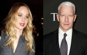 Jennifer Lawrence Recalls Lashing Out on Anderson Cooper for Suggesting She Faked Her Oscars Fall