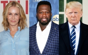 Chelsea Handler Claims 50 Cent Was Just Messing Around When He Endorsed Donald Trump