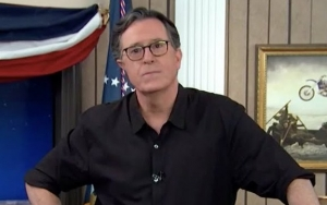 Stephen Colbert Chokes Up as He Accuses Donald Trump of Trying to Poison U.S. Democracy