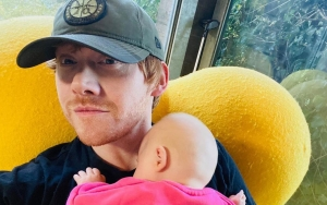 Rupert Grint Introduces Baby Wednesday in First Instagram Post
