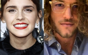 Emma Watson and Beau Leo Robinton Spotted on Rare Public Date