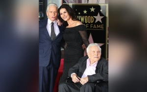 Michael Douglas and Wife Catherine Zeta-Jones Remember Late Dad Kirk on His 104th Birthday