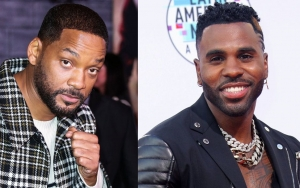 Will Smith and Jason Derulo Delight Cancer-Stricken Teen With PS5