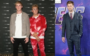 Logan Paul Slammed as Clout Chaser by Brother Jake for Challenging Chris Hemsworth