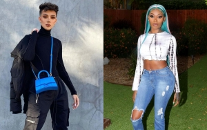 James Charles and Asian Doll Get Into Twitter Feud Over Expensive MUA Fee