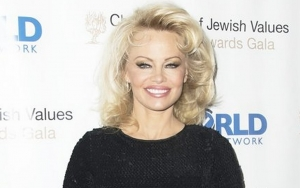 Pamela Anderson Almost Wore Pajamas During Secret Wedding With Bodyguard