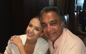 Jessica Alba Offers Support to Father Following Thyroid Cancer Diagnosis