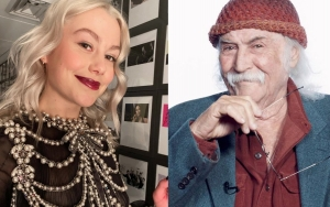 Phoebe Bridgers Takes a Jab at Online Feud With David Crosby Over 'SNL' Guitar Smashing