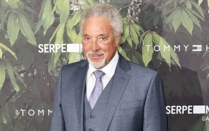 Tom Jones 'Hanging Upside Down' in Inversion Therapy to Stay Healthy