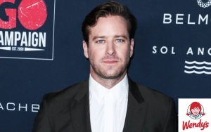 Wendy's Tweets and Deletes Risque Joke About Armie Hammer's Cannibalism Scandal