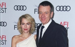 Gillian Anderson Allegedly Back On With Peter Morgan After Brief Breakup