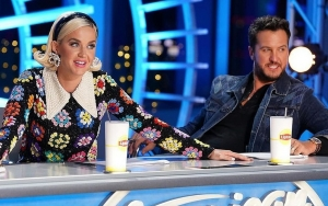 Luke Bryan Calls Katy Perry 'Trouper' for Working After Long Night Nursing Daughter Daisy