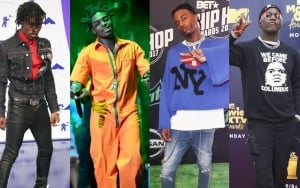 Lil Uzi Vert Clarifies His Relationships With Kodak Black, Playboi Carti and Lil Yachty