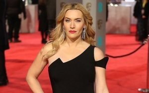 Kate Winslet Calls Herself 'Full Mattress' Due to Weight Gain During Lockdown