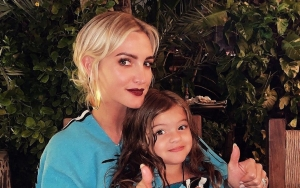 Ashlee Simpson's Daughter 'Furious' When She Found Out She Was Getting a Brother