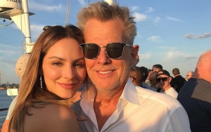Katharine McPhee Afraid of People's Judgment When Starting Relationship With Much-Older David Foster
