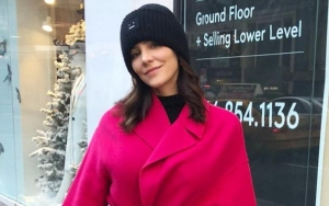 Katharine McPhee Offers First Glimpse of Newborn Son