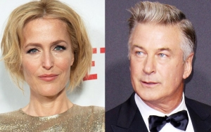 Gillian Anderson Has Cheeky Response to Alec Baldwin's 'Switching Accents' Comment