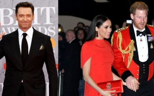 Hugh Jackman Calls Meghan Markle's Candid Interview 'Incredible Example to Never Worry Alone'