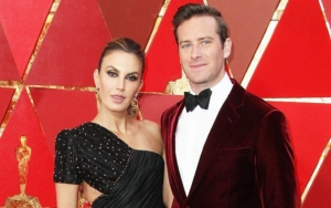 Armie Hammer's Raunchy Text Message to Another Woman Ended Marriage to Elizabeth Chambers