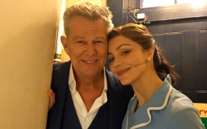 Katharine McPhee Spills How David Foster Came Up With 'Strong' Name for Their Baby Boy