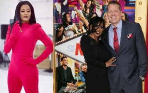 Claudia Jordan 'Aggravated' by Gary Owen's Wife's Claim of Her Involvement in Their Divorce
