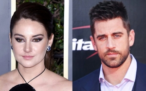 Shailene Woodley and Aaron Rodgers Departing Mexico in 1st Pics Together Since Engagement