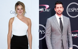 Shailene Woodley and Aaron Rodgers Go Instagram Official After Two Months of Engagement