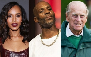 Kerry Washington Deletes Heavily-Criticized DMX and Prince Philip Tweet