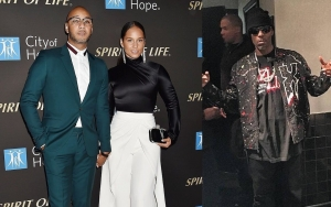 Swizz Beatz Vows to Keep DMX's Legacy Alive, Alicia Keys Plays Late Star's Favorite Song