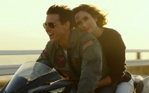 Jennifer Connelly Scared to Tell Tom Cruise About Her Fear of Flying on 'Top Gun: Maverick' Set