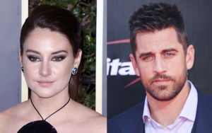 Shailene Woodley Blamed for Aaron Rodgers' Alleged Desire to Leave Green Bay Packers