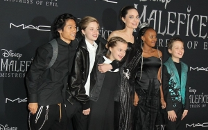 Angelina Jolie's Kids Keen to Make Her Cry With Their Mother's Day Surprises