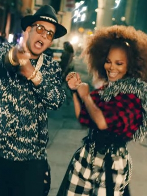 Janet Jackson Releases Music Video for New Song 'Made for You' Ft. Daddy Yankee