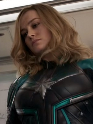 Carol Danvers Recruited by Nick Fury in First 'Captain Marvel' Trailer