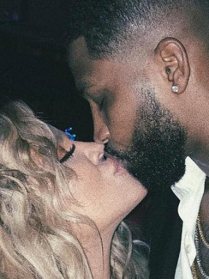 Khloe Kardashian and Tristan Thompson Shut Down New Cheating Rumor With PDA-Filled Video