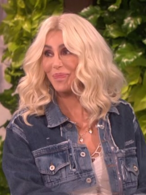 'Ellen DeGeneres Show': Cher Suggests She's Open for Duet With Everyone But 'Not Madonna'