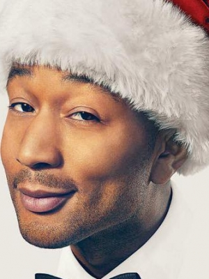 John Legend Officially Kicks Off His Holiday Season With Two Christmas Songs