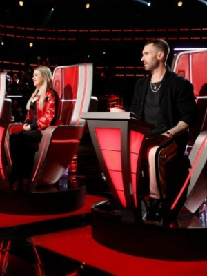 'The Voice' Battle Rounds Recap: The Best Duet of the Night Earns Standing Ovation