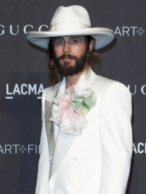 Jared Leto Teases His Transformation for 'Morbius' Movie