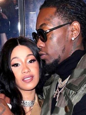 This Is the Proof That Cardi B Is Back Together With Offset
