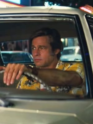 Brad Pitt Fights With Bruce Lee in First 'Once Upon a Time in Hollywood' Teaser Trailer