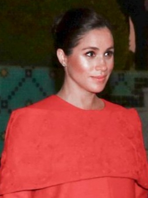 British Intelligent Agents Are on Red Alert Due to Pregnant Meghan Markle's Demand
