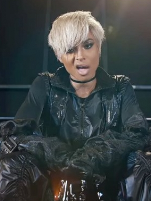Watch: Ciara Looks Unrecognizable in Short Blonde Hair in 'Set' Music Video