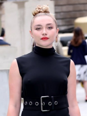 'Black Widow': Florence Pugh's Mystery Role Unveiled Through New Set Photos