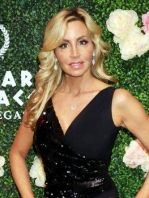 Report: Camille Grammer Says Racist Remarks at 'RHOBH' Season 9 Reunion
