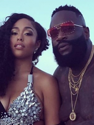 Jordyn Woods Sets Pulse Racing in Daring Outfits on Rick Ross' 'Big Tyme' Music Video Set